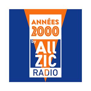 Fiche de la radio Allzic Radio Années 2000