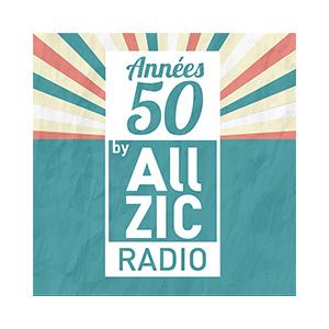 Fiche de la radio Allzic Radio Années 50