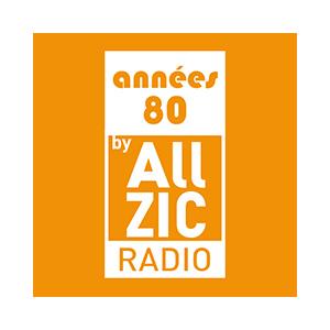 Fiche de la radio Allzic Radio Années 80
