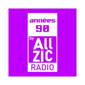 Fiche de la radio Allzic Radio Années 90