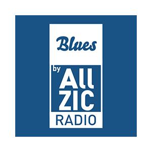 Fiche de la radio Allzic Radio Blues