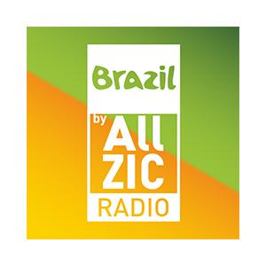 Fiche de la radio Allzic Radio Brazil