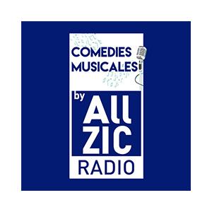 Fiche de la radio Allzic Radio Comédies Musicales