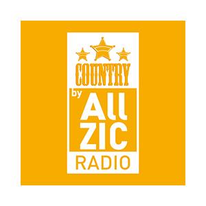 Fiche de la radio Allzic Radio Country