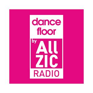 Fiche de la radio Allzic Radio Dancefloor