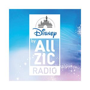 Fiche de la radio Allzic Radio Disney