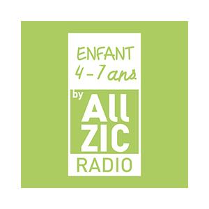 Fiche de la radio Allzic Radio Enfants 4 / 7 ans