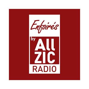 Fiche de la radio Allzic Radio Enfoirés