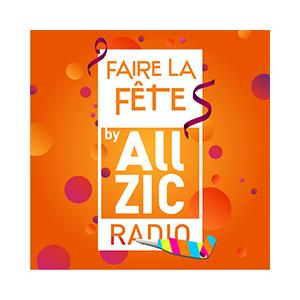 Fiche de la radio Allzic Radio Faire la Fête