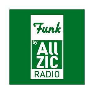Fiche de la radio Allzic Radio Funk