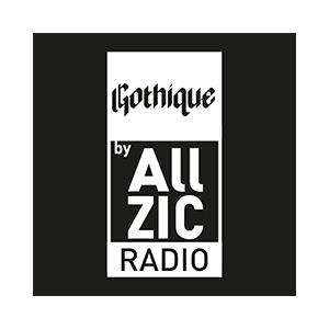 Fiche de la radio Allzic Radio Gothique