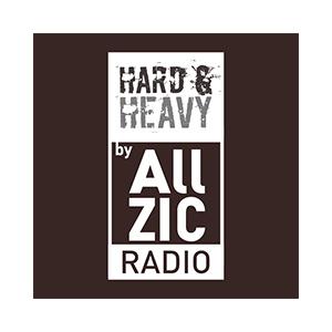 Fiche de la radio Allzic Radio Hard & Heavy