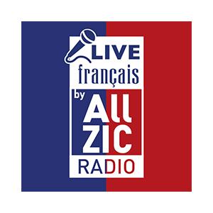 Fiche de la radio Allzic Radio Live Français