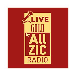 Fiche de la radio Allzic Radio Live GOLD