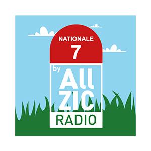 Fiche de la radio Allzic Radio Nationale 7