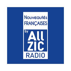 Fiche de la radio Allzic Radio Nouveautés Françaises