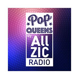 Fiche de la radio Allzic Radio Pop Queens