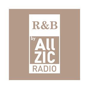 Fiche de la radio Allzic Radio R&B
