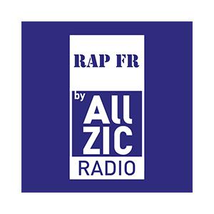 Fiche de la radio Allzic Radio Rap FR