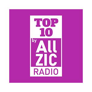 Fiche de la radio Allzic Radio TOP 10