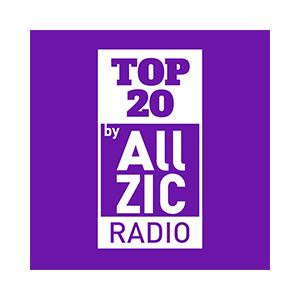 Fiche de la radio Allzic Radio TOP 20