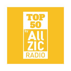 Fiche de la radio Allzic Radio TOP 50