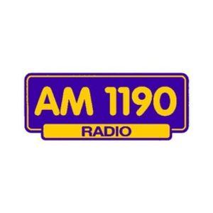 Fiche de la radio AM 1190