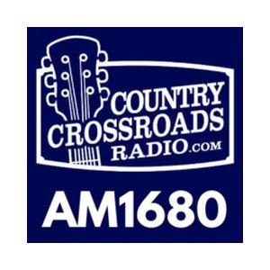Fiche de la radio AM1680 Country Crossroads
