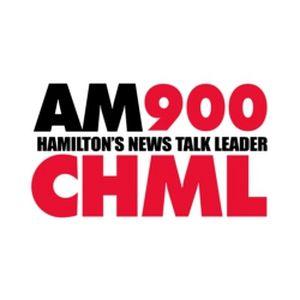 Fiche de la radio AM900 CHML