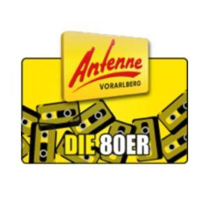 Fiche de la radio Antenne Vorarlberg 80er