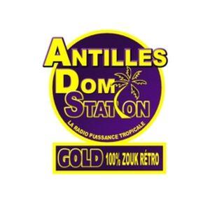Fiche de la radio Antilles Dom Station Gold