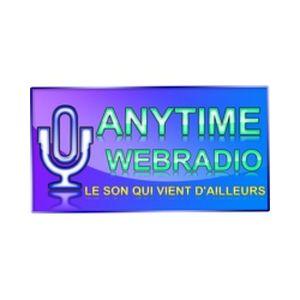 Fiche de la radio Anytime-Webradio