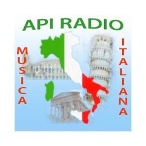 Fiche de la radio API Radio musica italiana