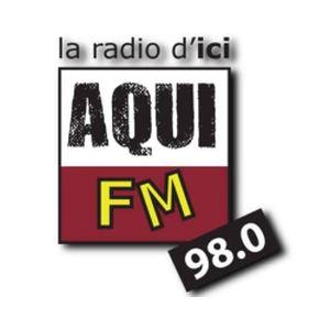 Fiche de la radio Aqui FM