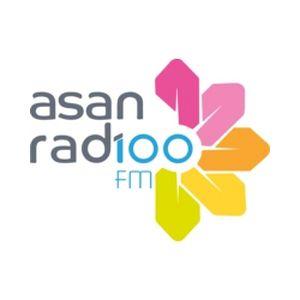 Fiche de la radio Asan Rad100 fm