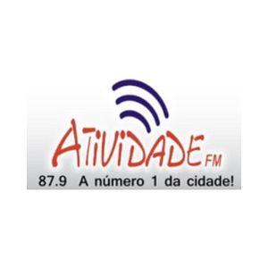 Fiche de la radio Atividade FM 87.9 FM
