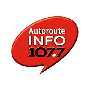 Fiche de la radio Autoroute INFO Nord