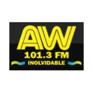 Fiche de la radio AW 101.3