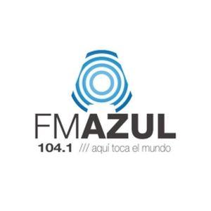 Fiche de la radio Azul 104.1 FM