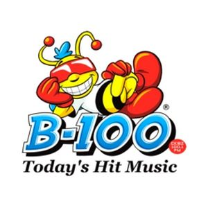 Fiche de la radio B-100