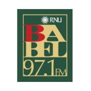 Fiche de la radio Babel FM