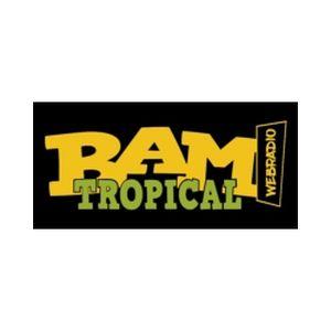 Fiche de la radio Bam Tropical