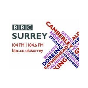 Fiche de la radio BBC Radio Surrey