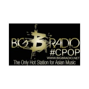 Fiche de la radio Big B Radio – Cpop Channel