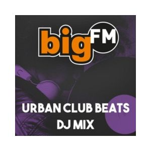 Fiche de la radio BigFM Urban Club Beats