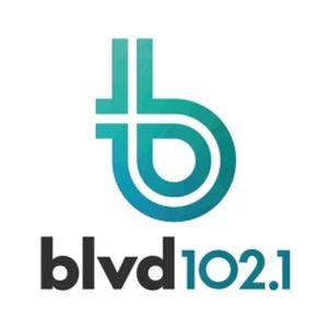 Fiche de la radio BLVD 102.1