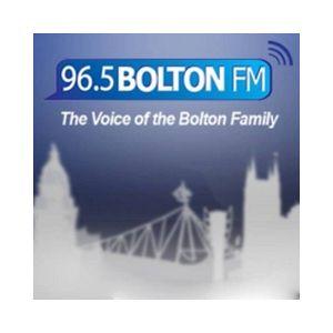 Fiche de la radio Bolton FM