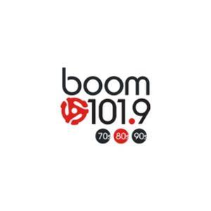 Fiche de la radio Boom 101.9