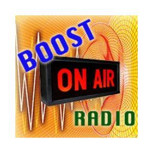 Fiche de la radio Boost Radio