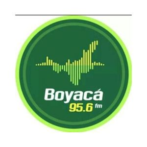 Fiche de la radio Boyacá Noticias 95.6FM